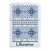 Зажигалка Zippo 214-UP/2 UKRAINE PATTERN