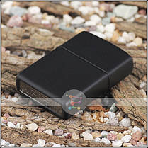 Зажигалка Zippo 218 CLASSIC black matte, фото 3
