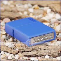 Зажигалка Zippo 229ZL CLASSIC royal matte with zippo, фото 3