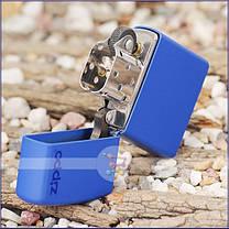 Зажигалка Zippo 229ZL CLASSIC royal matte with zippo, фото 2