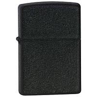Зажигалка Zippo 236 CLASSIC black crackle
