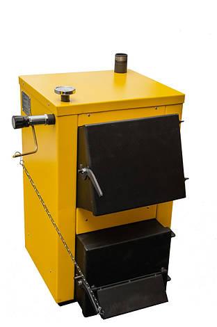 Котел стальной Буран-мини 18 кВт, фото 2
