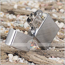 Зажигалка Zippo 24648 CLASSIC herringbone sweep, фото 2