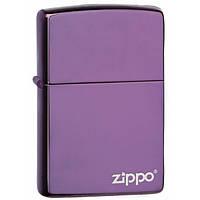 Зажигалка Zippo 24747 ZL ABYSS WITH ZIPPO LOGO