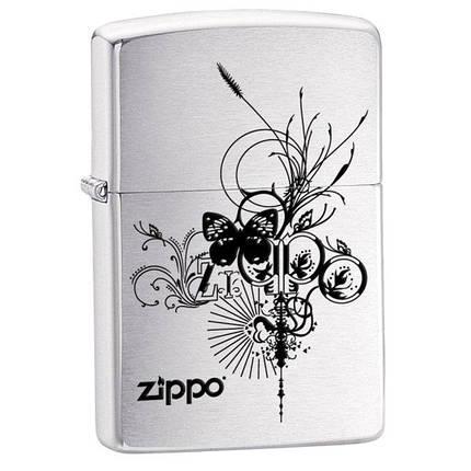 Зажигалка Zippo 24800 ZIPPO BUTTERFLY, фото 2