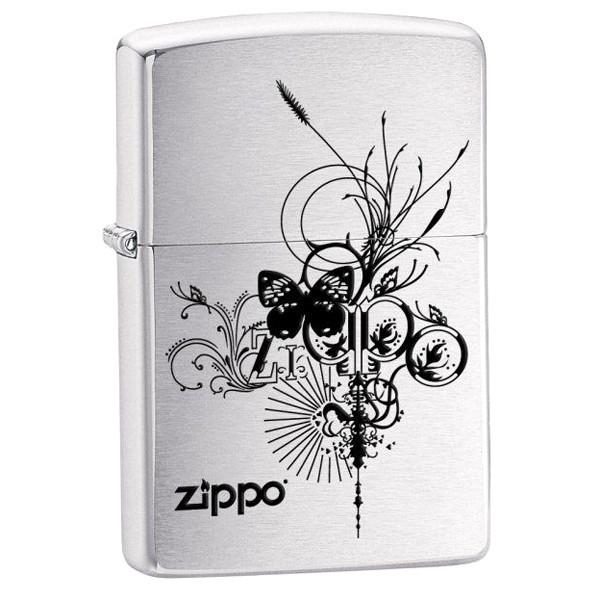 Зажигалка Zippo 24800 ZIPPO BUTTERFLY