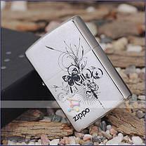 Зажигалка Zippo 24800 ZIPPO BUTTERFLY, фото 3