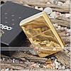 Зажигалка Zippo 270 CLASSIC vintage high polish brass, фото 2