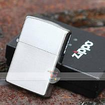 Зажигалка Zippo 28181 REG LINEN WEAVE, фото 3
