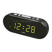 Часы сетевые  VST 715-2, Настольные электронные часы