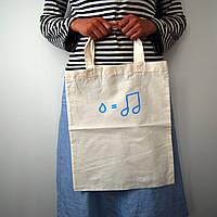 Эко сумки оптом от производителя, пошив и нанесение изображений.