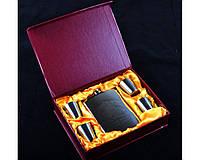 Подарочный набор с флягой для мужчин Jim Beam GT-20
