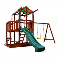 Детский деревянный городок для дачи Sportbaby Babyland-5, фото 1