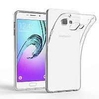 Силиконовый ультратонкий чехол Samsung Galaxy A5 2016 A510