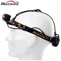 Фонарь налобный Magicshine MJ-886B (Cree XP-G2, 300 люмен, 3 режима, 1x18650). Хорошее качество.  Код: КГ831