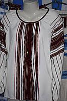 """Жіноча ткана сорочка """"Надія"""", фото 1"""