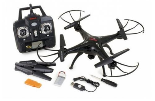 Квадрокоптер Syma X5SC с видеокамерой