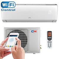 Кондиціонер Cooper&Hunter CH-S18FTXLA Arctic Wi-Fi Inverter