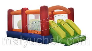 Надувной батут KIDIGO Fun World NBT6029