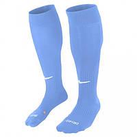 Футбольные гетры Nike голубые 394386-412