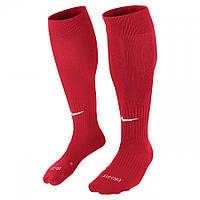Футбольные гетры Nike красные 394386-648