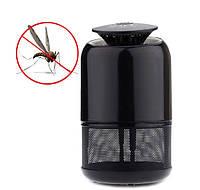Ультрафиолетовая ловушка для насекомых Anself: 10 диодов, площадь покрытия 60 кв. м., корпус чёрный