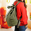 Городской рюкзак-мешок унисекс, фото 2