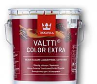 Валтти колор Экстра - Valtti color extra -  фасадная лазурь на масляной основе с глянцевым эфектом 2,7 л