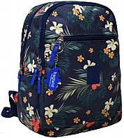 Молодежный рюкзак Bagland Young Цветы