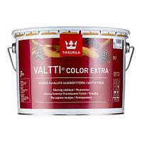 """Valtti color extra. """"Валти колор екстра"""" фасадная лазурь  с глянцевым эфектом 9 л"""