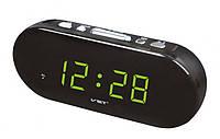 Часы настольные 715-2 зеленые