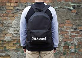 Рюкзак BackCourt - Classic Black (наплічник)
