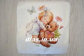 Дитяче ковдру для дівчинки