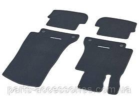 Велюрові килимки в салон Mercedes C-Class W205 Cabrio кабріолет Нові Оригінальні