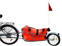 Велоприцеп-трейлер для перевозки грузов