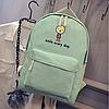 Городской рюкзак Смайл синий, фото 3
