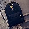 Городской рюкзак Смайл синий, фото 2