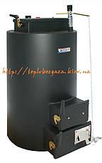 Твердотопливный котел длительного горения Energy SF 10kW От 40 м2 до 100 м2 До 5 дней на одной загрузке угля, фото 3