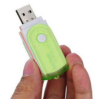 Сard Кeader USB 2.0 Micro SD до 32 GB
