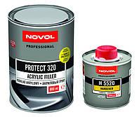 Акриловый грунт PROTECT 320 4+1 0.8 л (Novol)