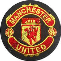 Шеврон ФК Манчестер Юнайтед