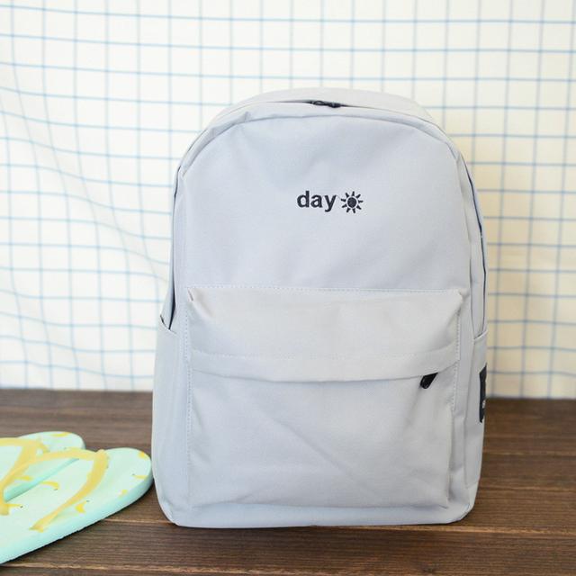 Городской рюкзак День и Ночь