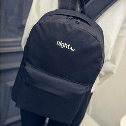 Городской рюкзак ночь
