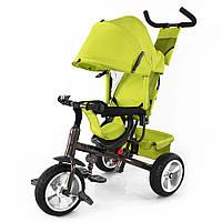Велосипед Тили T-371 трехколесный Tilly Trike новинка детский