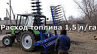 Борона мотыга роторный шип РШ 7.0