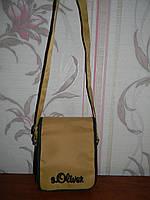 Мега стильная мужская сумка S.Oliver