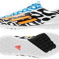 Детские футбольные бутсы (сороконожки) Adidas F10 Messi UK-5 / Укр-37 / EU-38 / 23,3 см