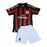 Детская футбольная форма ФК Милан S