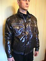 Куртка мужская на тонком утеплителе XL