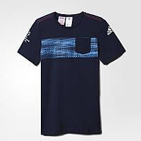 Спортивная игровая детская футболка Adidas UCL Graphic